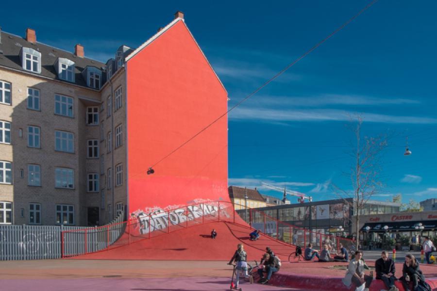 Superskilen in Kopenhagen
