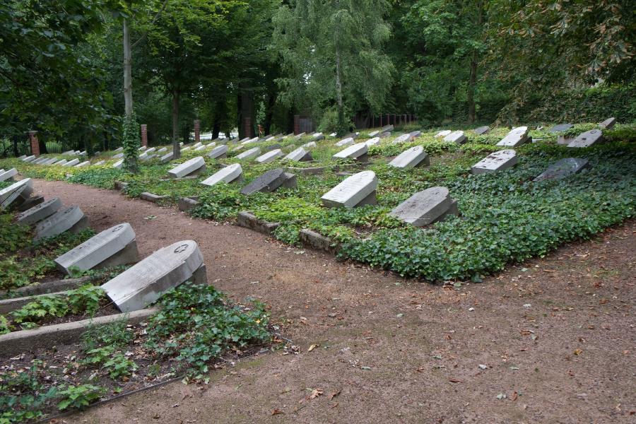 Soldatenfriedhof Torgau