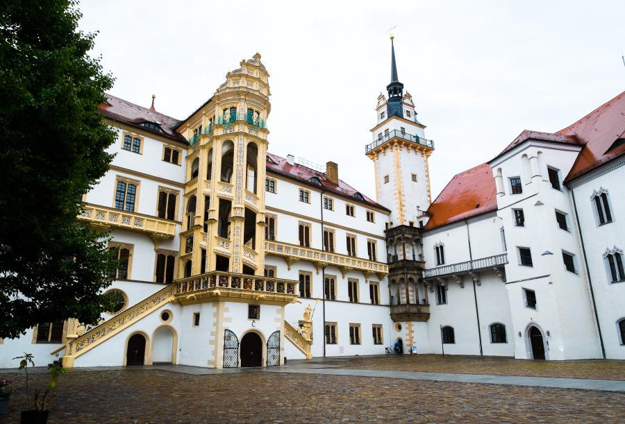 Torgau, Schloss Hartenfels