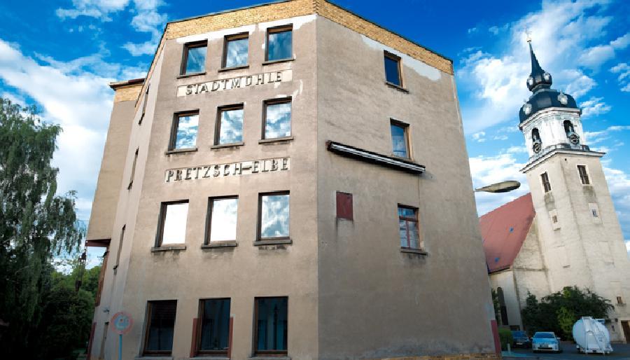 Pretzsch, Stadtmühle