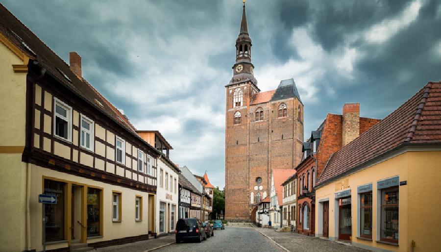 Stephanskirche Tangermünde