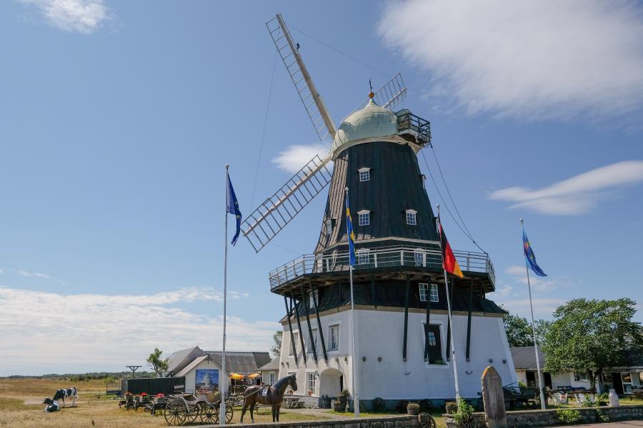 Öland Sandvik - Holländermühle