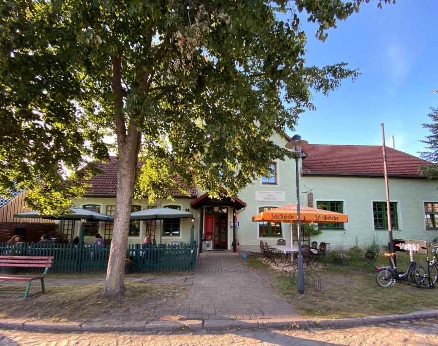Restaurant Kleine Schorfheide in Annenwalde