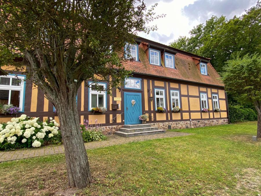 Pfarrhaus bei St Marien auf dem Berge, Boitzenburg