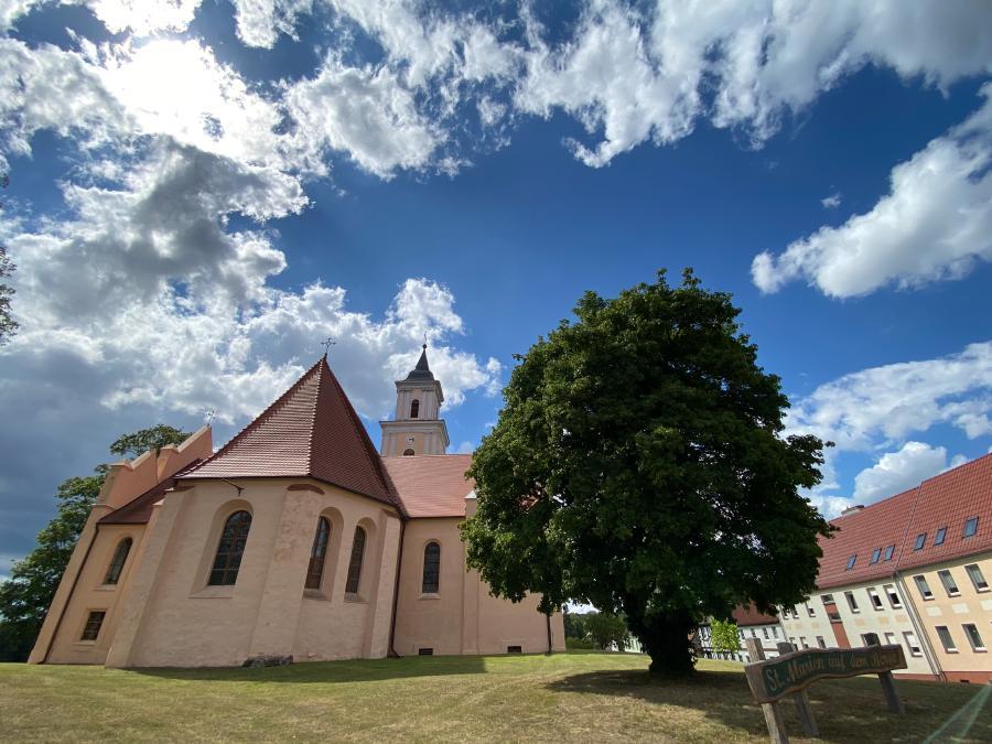 St Marien auf dem Berge, Boitzenburg