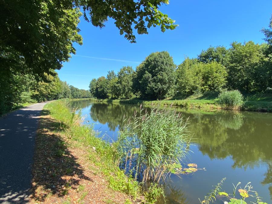 Das NSG Schnelle Havel am Voßkanal
