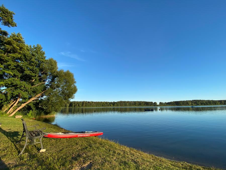 Campingplatz Röddelin - Badestelle
