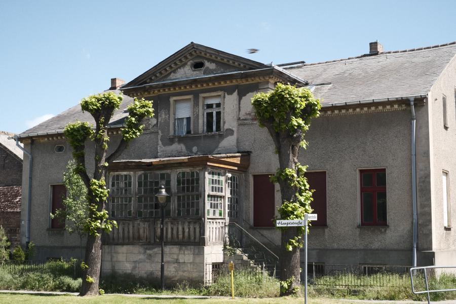 Tremmen, verfallenes Haus
