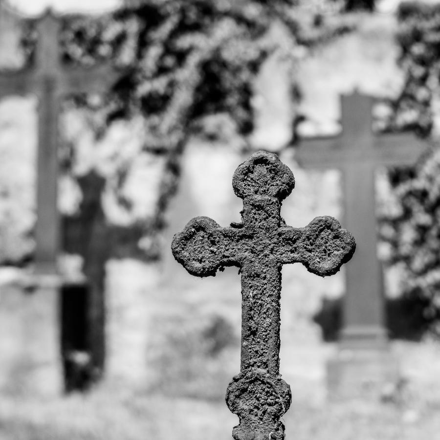 Bad Belzig, Friedhof Gertraudenspital