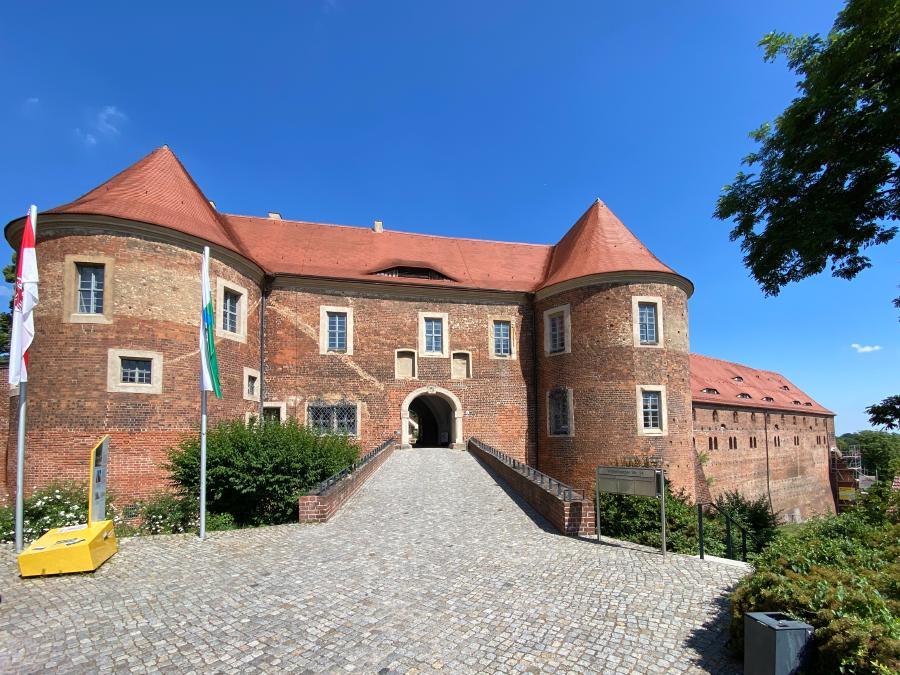 Burg Eisenhardt in Belzig