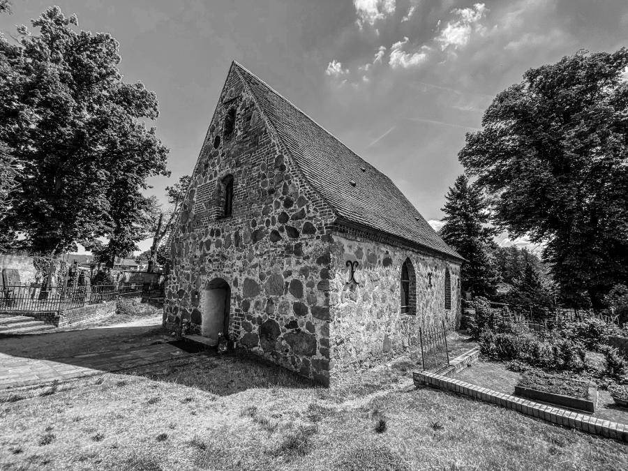 Bad Belzig, Kapelle des Gertraudenpitals
