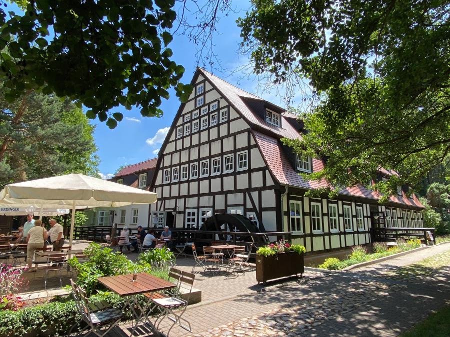 Ausflugslokal Springbachmühle