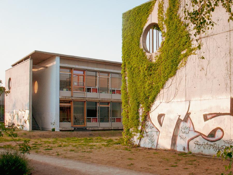 RAW Foto 1: Lindengrundschule in Staaken