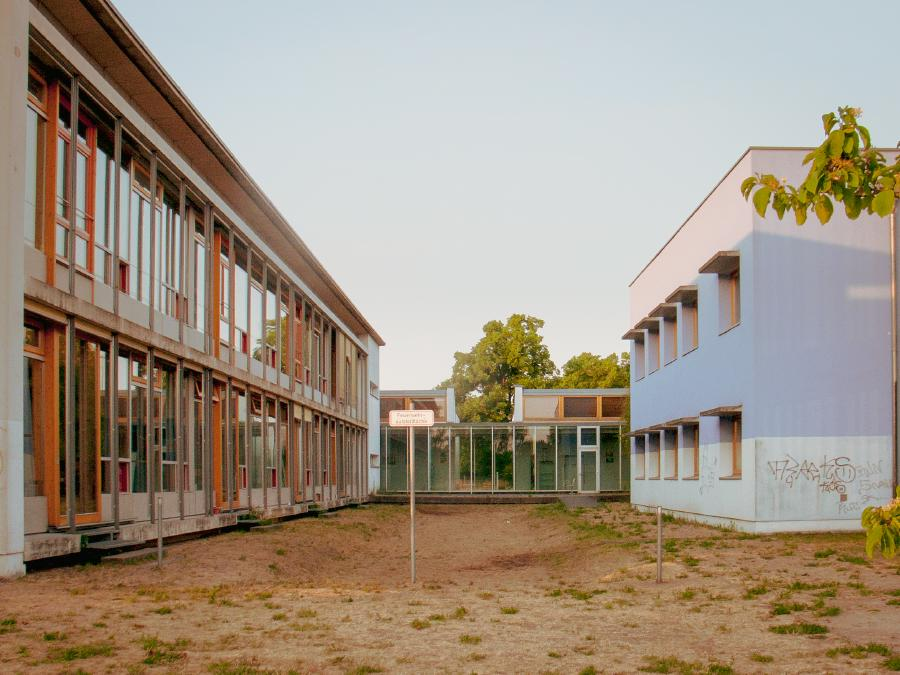 RAW Foto 2: Lindengrundschule in Staaken