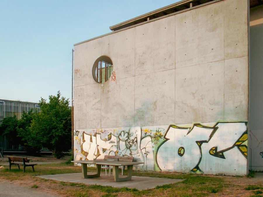 RAW Foto 3: Lindengrundschule in Staaken