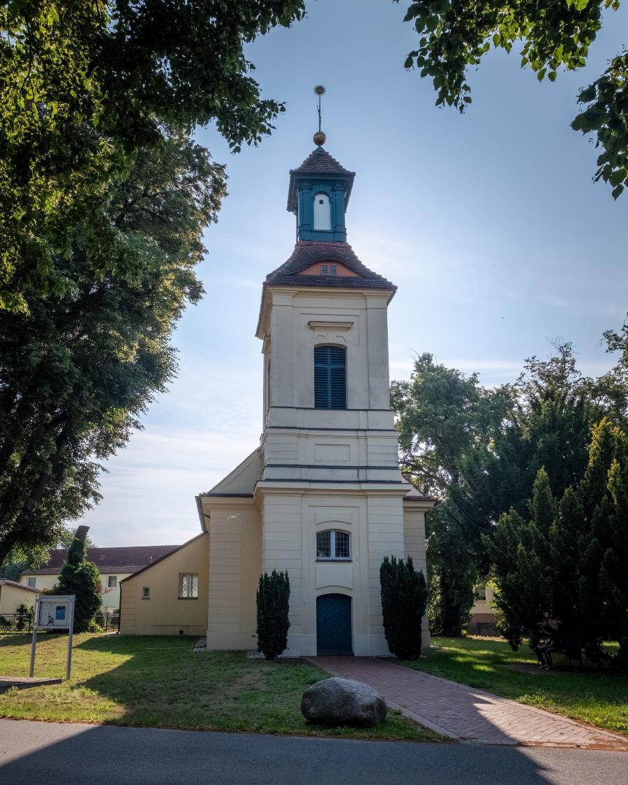 Kirche Schönwalde Dorf