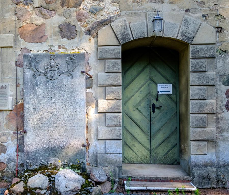 Gedenkstein des Hamburger Kaufmanns Johannes Grabe