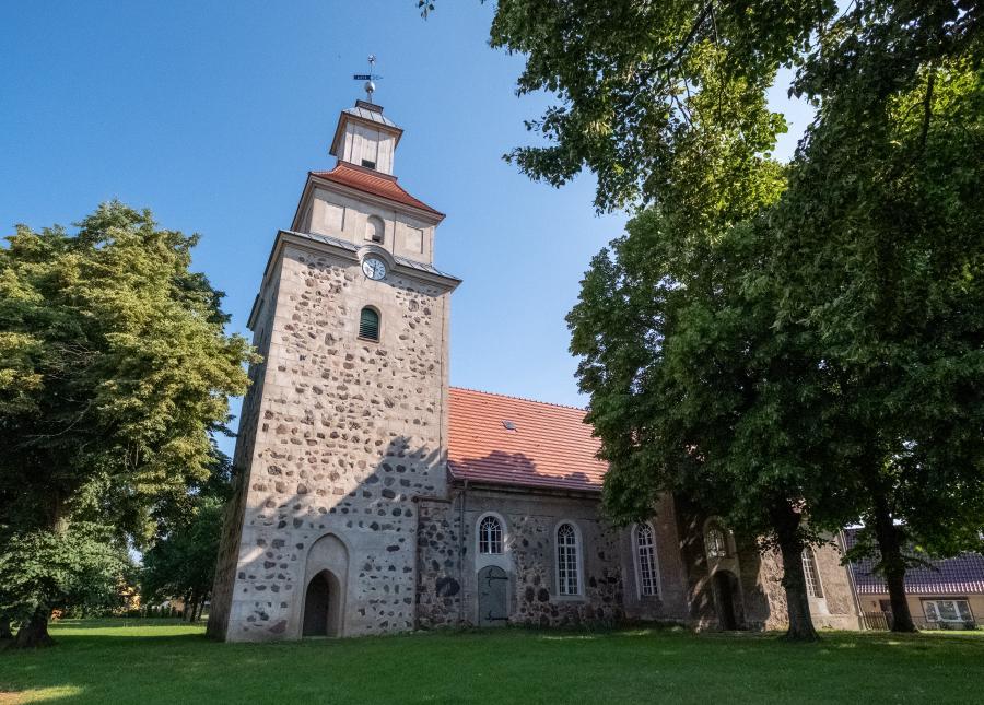 Kirche Eichstädt