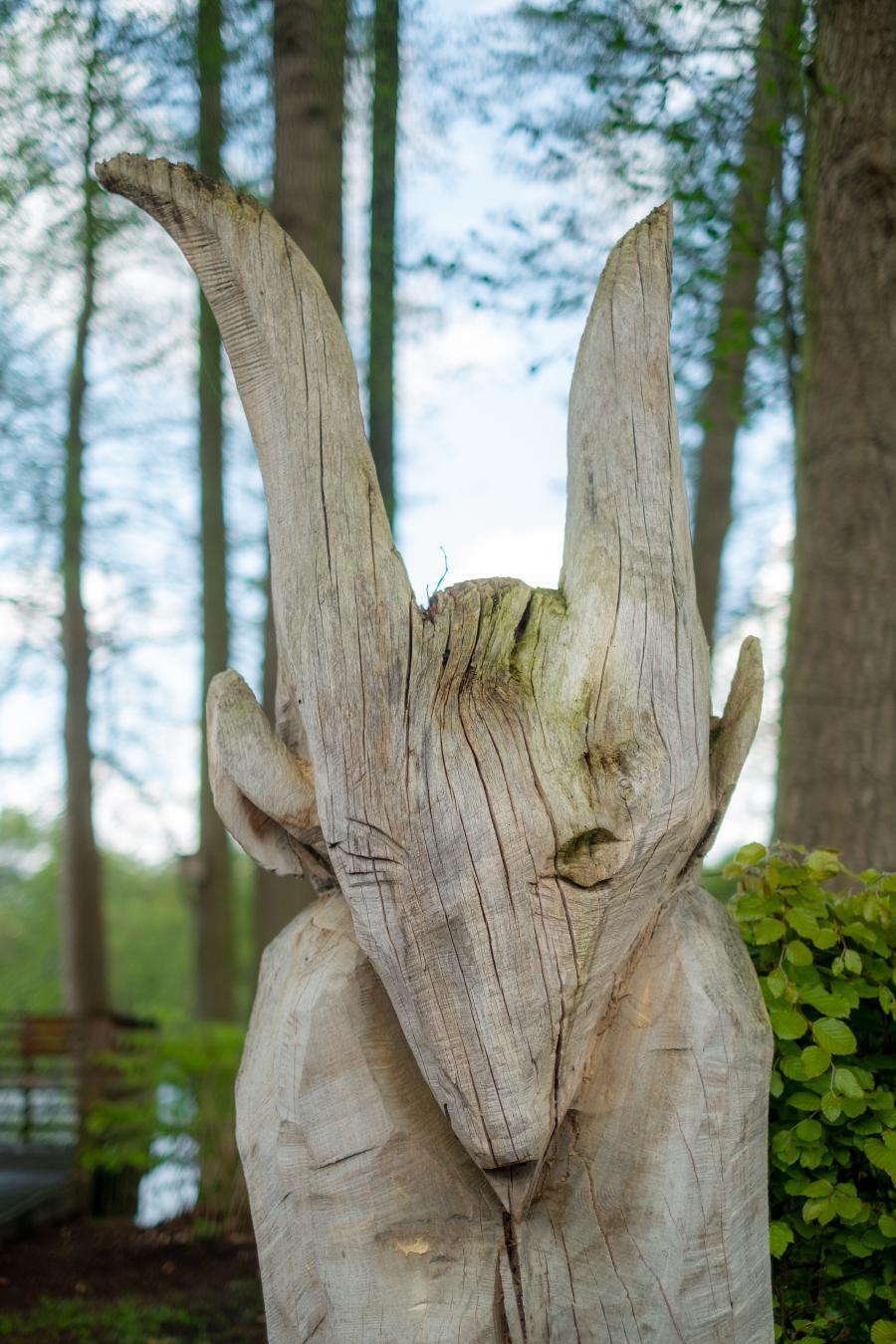 Schnitzkunst - Skulpturenpark Lehnin